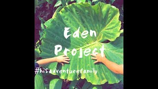 Eden Project ... Eden Project with kids .... Cornwall with kids ... En