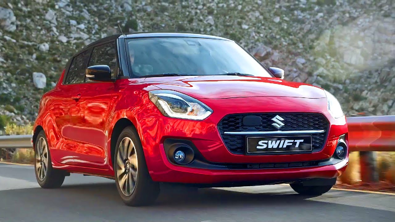 All New Suzuki SWIFT '2021' - YouTube