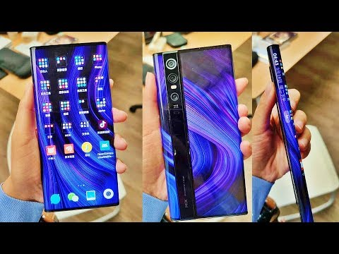 Xiaomi Mi Mix Alpha - OMG