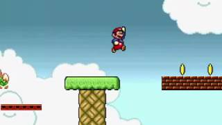 Super Mario Flash: a bad game