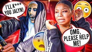 I Followed My GIRLFRIEND DISGUISED As The NUN!!! (bad idea)