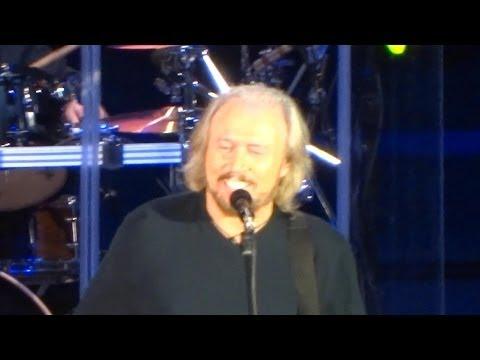 Barry Gibb Grammys Lifetime Achievement Award - Lonely Days