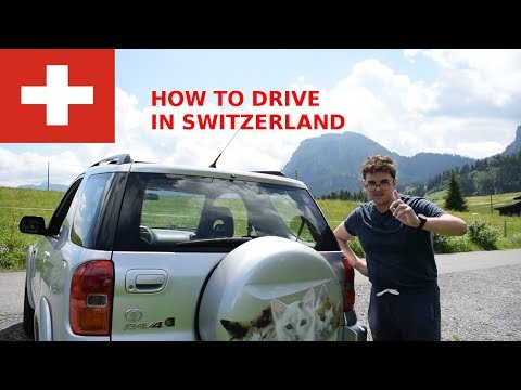 How to Drive in Switzerland
