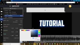 INTRO TUTORIAL! | HOW TO MAKE A PROFESSIONAL LOOKING 2D INTRO IN PANZOID!