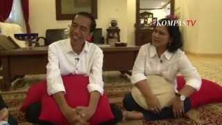 Gambar cover Jokowi Dan Iriana Berbagi Cerita - Kompas Petang 27 Juli 2014