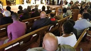 Cornerstone Baptist Church 25th Anniversary Praise Dance