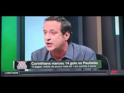 BATE-BOCA MAURO CEZAR PEREIRA X GIAN ODDI  - LINHA DE PASSE 03/04/17 ESPN
