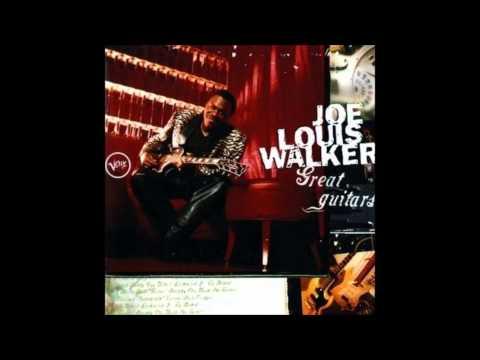 Joe Louis Walker —  Nighttime