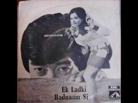 Asha and Kishore_Zindagi Hai Hanske Hanske (Ek Ladki Badnaam Si; Bappi Lahiri, Kulwant J)