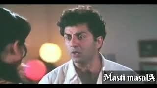 Kajal tum sirf meri ho sunny deol comedy viral  best dialogue