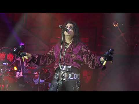Alice Cooper - Muscle Of Love Live in The Woodlands / Houston, Texas