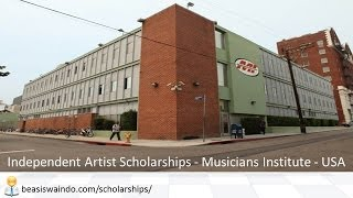 USA - Musicians Institute, Independent Artist Scholarships [140829]