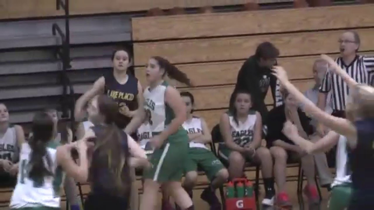 Chazy - Lake Placid Modified Girls  12-15-15