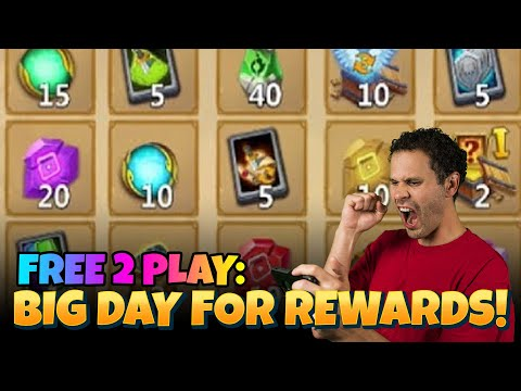 JT's F2P: BIG DAY Opening Blitz Gauntlet Rewards!