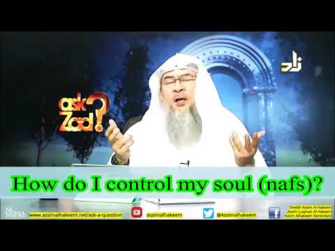Download How to control my Nafs? - Sheikh Assim Al Hakeem