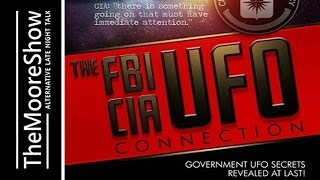 The FBI-CIA-UFO Connection: The HiddeUFOActivities of US Intelligence Agencies