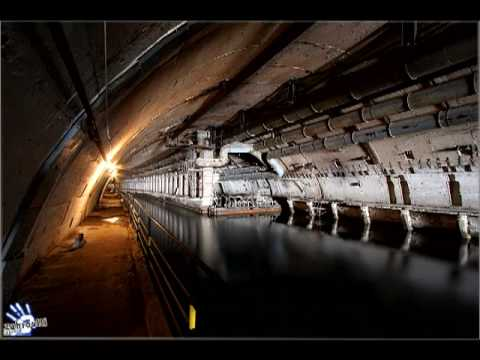 Подземная база подводных