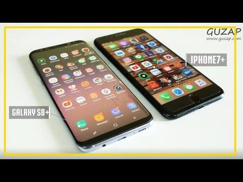 รีวิว Galaxy S8 + vs iPhone 7 Plus ซื้ออะไรดี