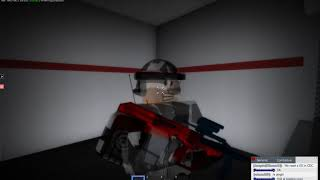 Roblox - SCPF - SCP-735 Test (Guard Duty)