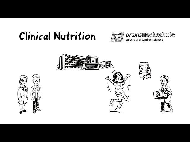 Warum Clinical Nutrition an der praxisHochschule studieren