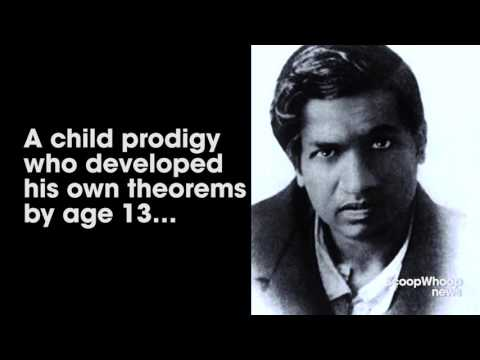 Srinivasa Ramanujan: India's Greatest Mathematician. Ever.