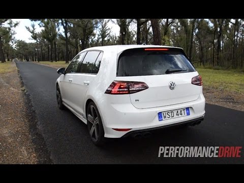 vw golf r mk7 review vs a45 amg doovi. Black Bedroom Furniture Sets. Home Design Ideas