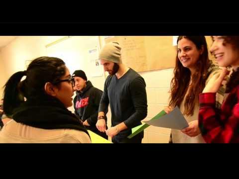 YORK UNIVERSITY + THE NORTH YORK HARVEST FOOD BANK 2015-2016 (Toronto)