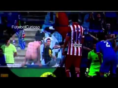 Futbol Chistoso, caidas y jugadas Fail
