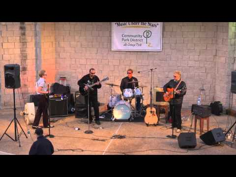 Music Under the Stars featuring Rick Lindy and the Wild Ones 7-23-2014