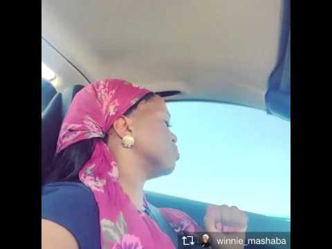 Winnie Mashaba-Oh Modimo o tletseng Mosa