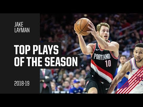 Portland Trail Blazers: Trading Jake Layman in his best interest