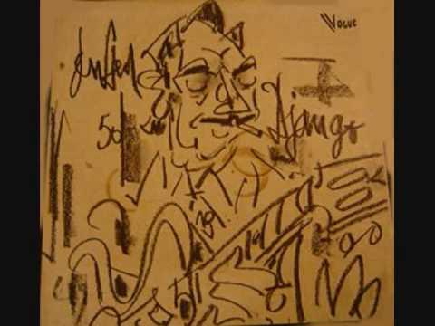 Django Reinhardt - I've Found A New Baby - Paris, 21.10.1935