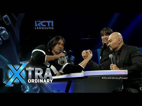 XTRA ORDINARY - Adu Panco Agung Hercules VS Deddy Corbuzier