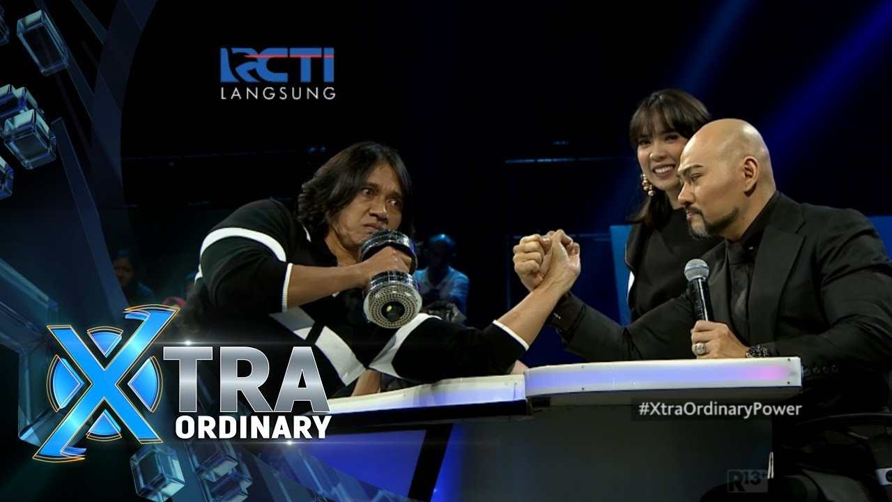 Download XTRA ORDINARY - Adu Panco Agung Hercules VS Deddy Corbuzier [23 FEBRUARI 2018]