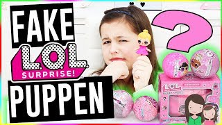 FAKE L.O.L. Puppen 👎 Alles Ava