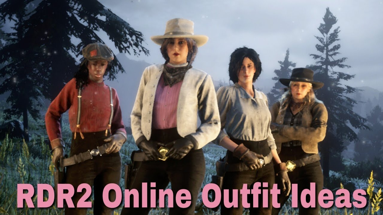 Outfit Ideas: Rdr22 Online Outfit Ideas