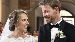 Bauer sucht Frau - Romantische Hochzeit von Anna & Gerald in Polen – DIESES Kleid müsst ihr sehen!