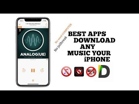 Download free music to iphone ipad ipod (2018)