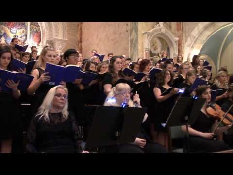 Requiem For the Living performed by Germantown Highschool (WI) choir and Chant Claire Chamber Choir