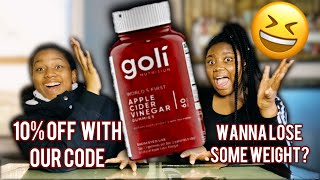 LOOSE 10 TO 20 POUNDS WITH GOLI APPLE CIDER VINEGAR GUMMIES * It Really Works !!! *