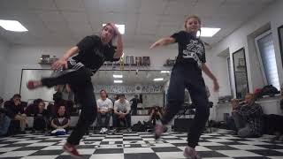 Art&Milynia  | final bgirl battle | DVIZH CLUB BATTLE