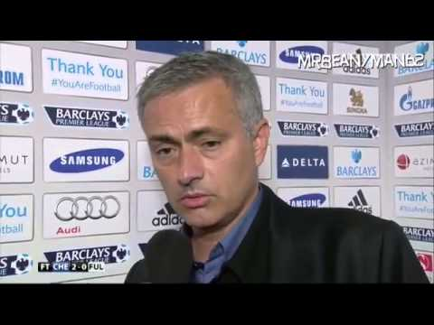 Chelsea 2 0 Fulham   Jose Mourinho Post Match Interview 21.09.2013