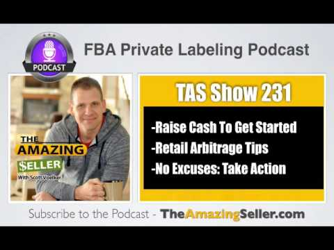 TAS 231 : HOW TO RAISE MONEY FAST TO GET STARTED IN PRIVATE LABEL (30 DAY CHALLENGE) DOM SUGAR