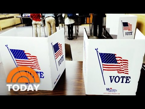 Voter ID Laws Could Affect Voter Turnout By Limiting Types Of Eligible IDs | TODAY