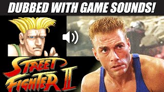 'Street Fighter' with STREET FIGHTER II sounds!