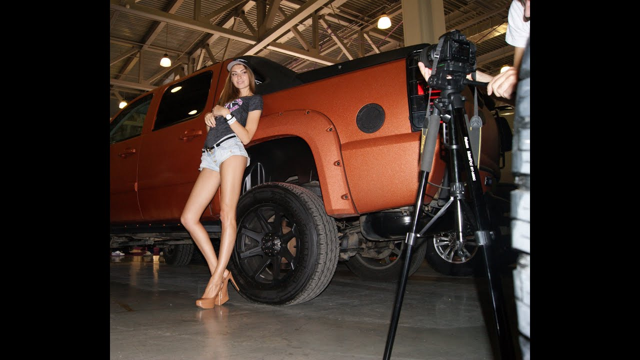 Chevrolet Avalanche от Tuning Truck на ММАС 2014 - YouTube
