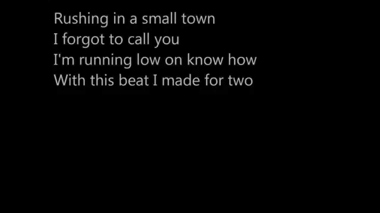 The 1975 - Heart Out (LYRICS) - YouTube