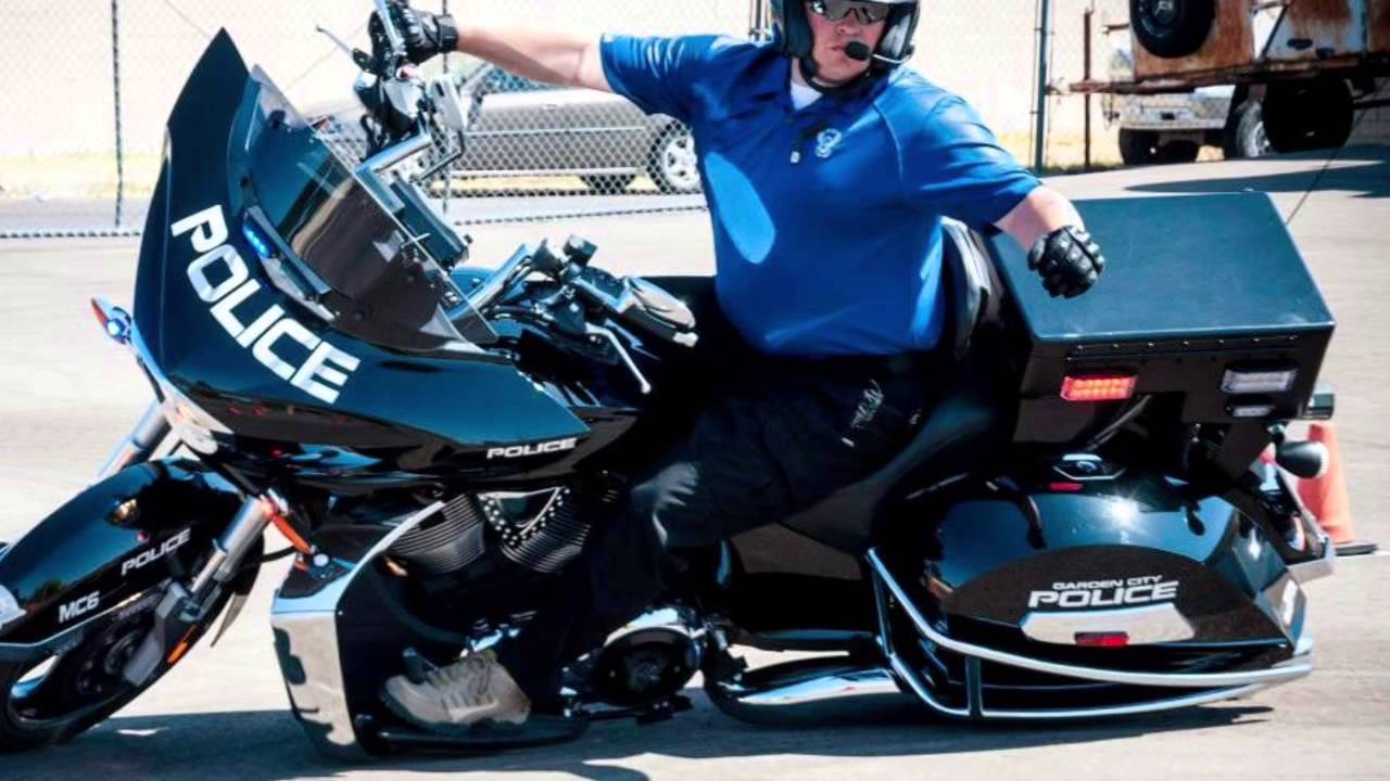 Garden City Kansas Police Motors Youtube
