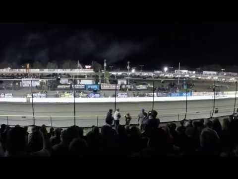 Volusia Speedway Park Super Dirt Car Series Big Block Modifieds Feature Race
