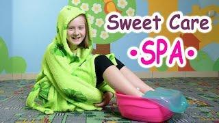 Sweet Care SPA: обзор игрового набора Video
